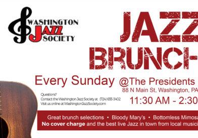 Fall 2019 Jazz Brunch Schedule