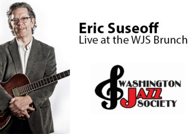 Eric Susoeff Live at the WJS Jazz Brunch 10/13/19