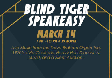 Blind Tiger Speakeasy March 14