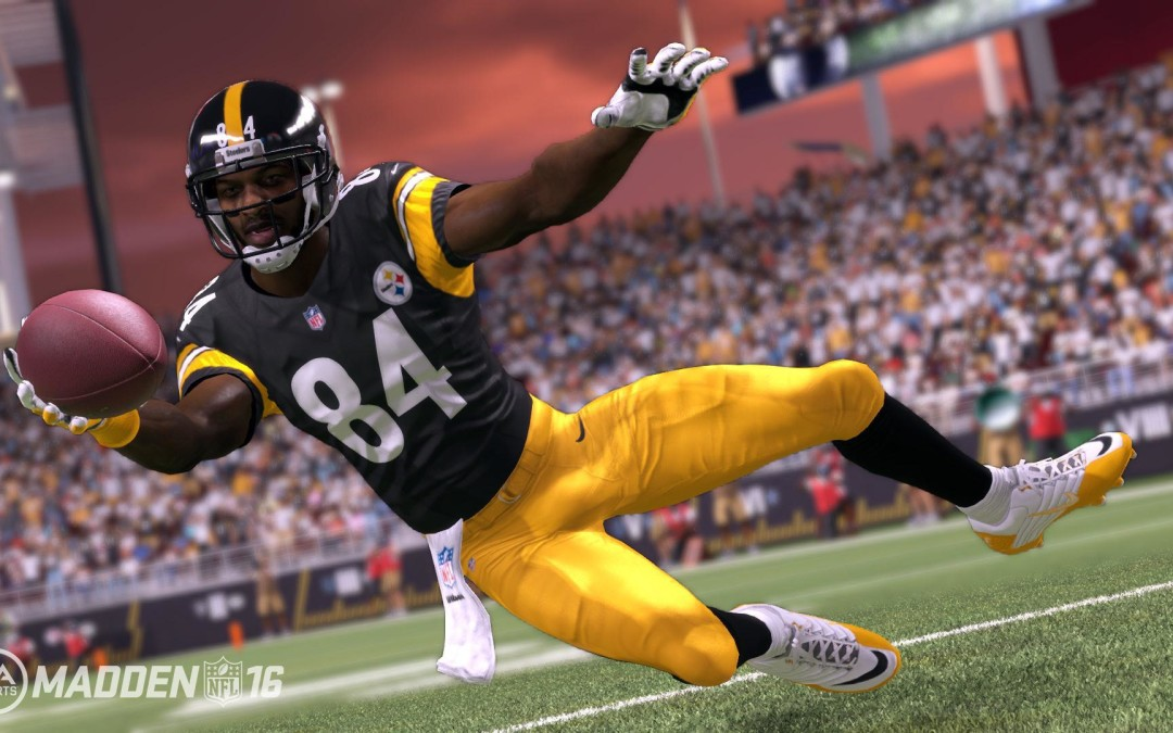 Will Aggressive Catch Ruin Madden 16?
