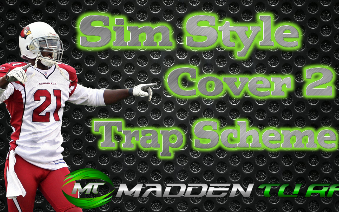 Coach Byrd's Cover 2 Trap Defense | Madden 16