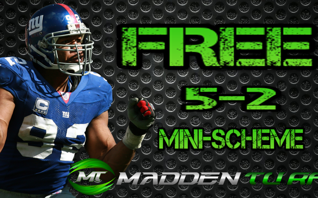 Madden 16 Free 5-2 Mini-Scheme