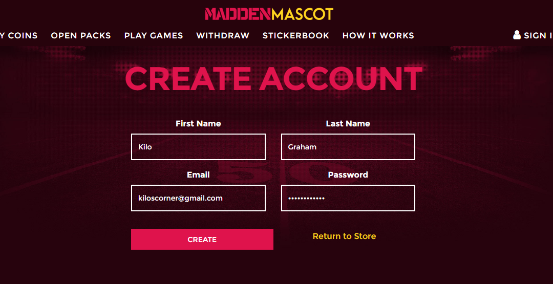 Review of Maddenmascot | Honest and Unpaid