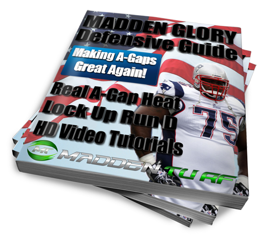 Madden Glory Cover