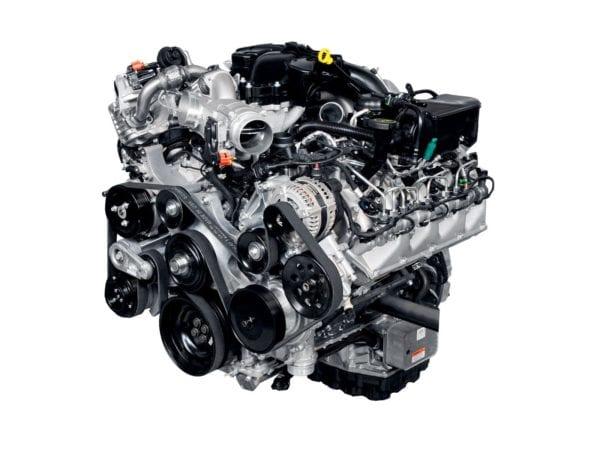 Power Stroke Engine >> 6 7 Powerstroke Diesel Engines