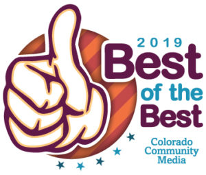 Winner: 2019 Best of the Best by Colorado Community Media