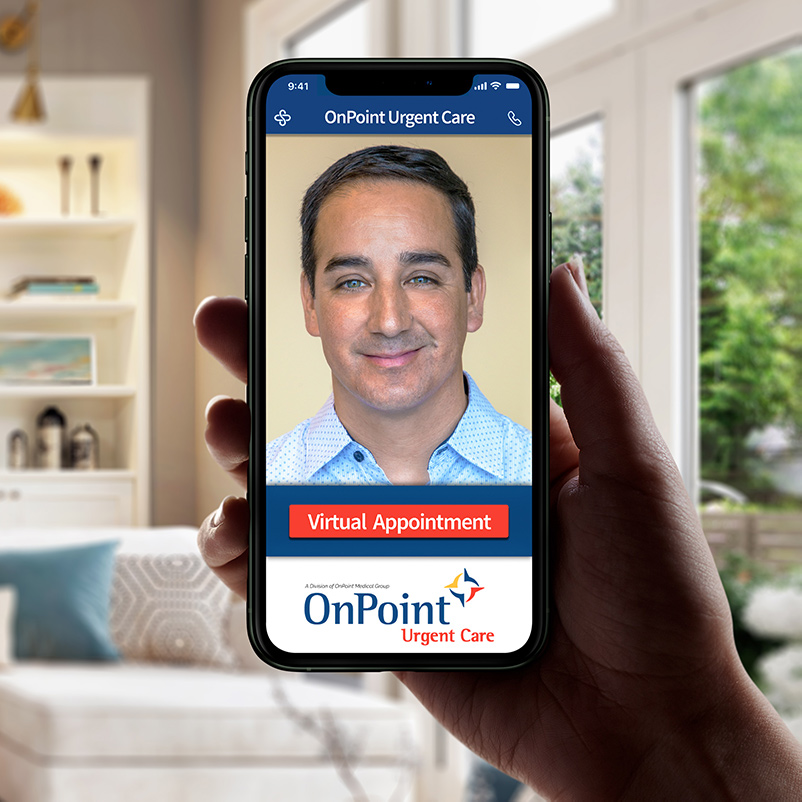Telemedicine and COVID information OnPoint Urgent Care
