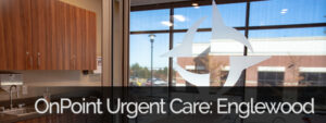 OnPoint Urgent Care Englewood Banner
