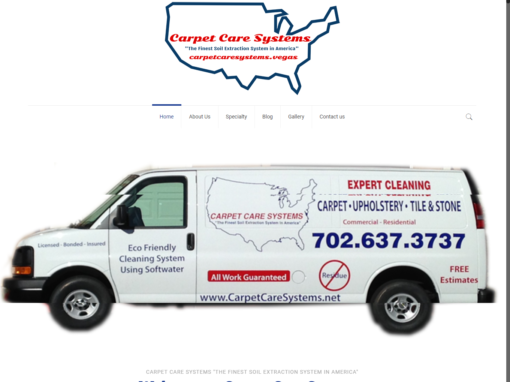 Carpet Care Systems