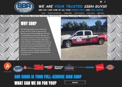 SBR Signs