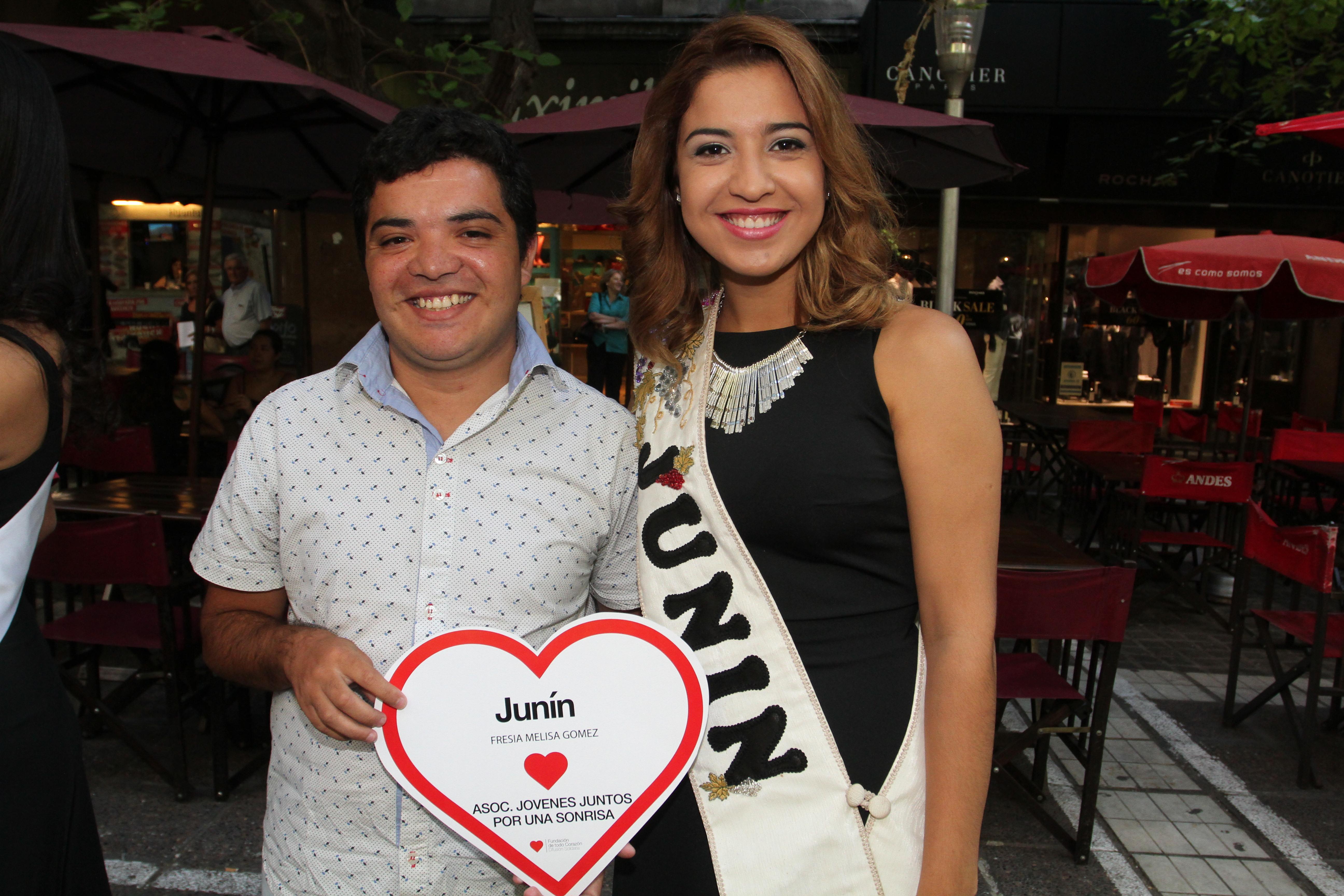 Junín – Asociación jóvenes juntos por una sonrisa.