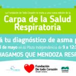 Campaña de Salud Respiratoria.