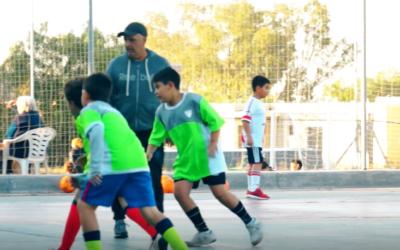 Ciudad – Playón Deportivo la Sanidad
