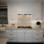 Kitchen Stove Backsplash