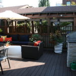 City Living Patio Garden Deck
