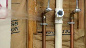Burst Pipe Repair Kent, OH