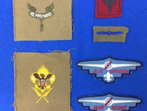 Vintage Scout Patches