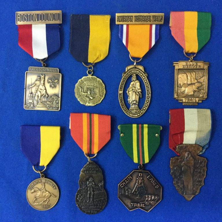 Trail Medals