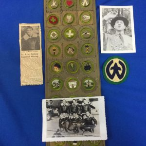 Arnold M. Gamsey Items