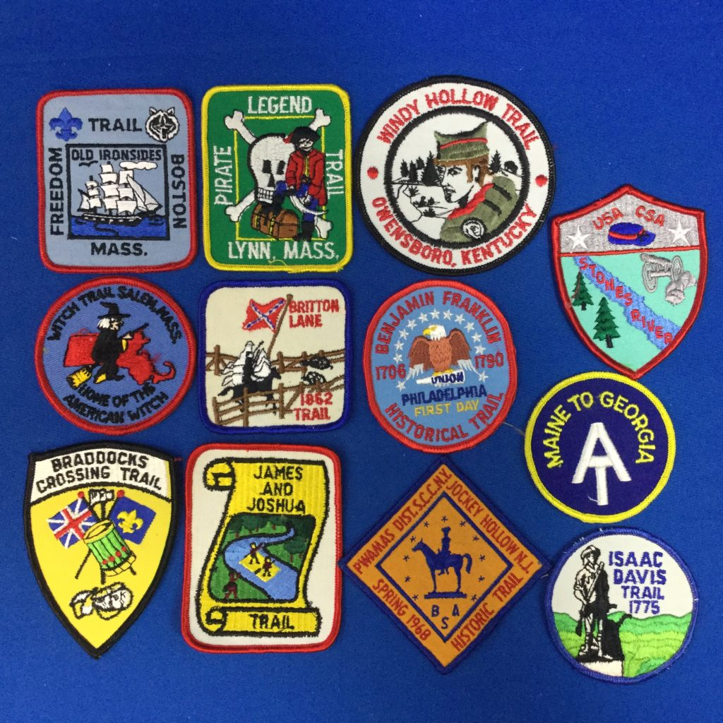Trail Patches