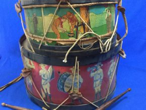 Boy Scout Drums