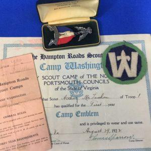 Camp Washington Va