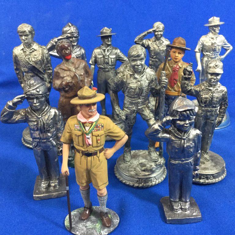 Boy Scout Figures