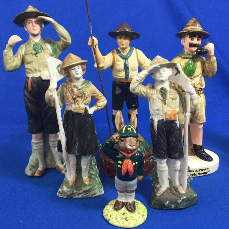 Boy Scout Figures