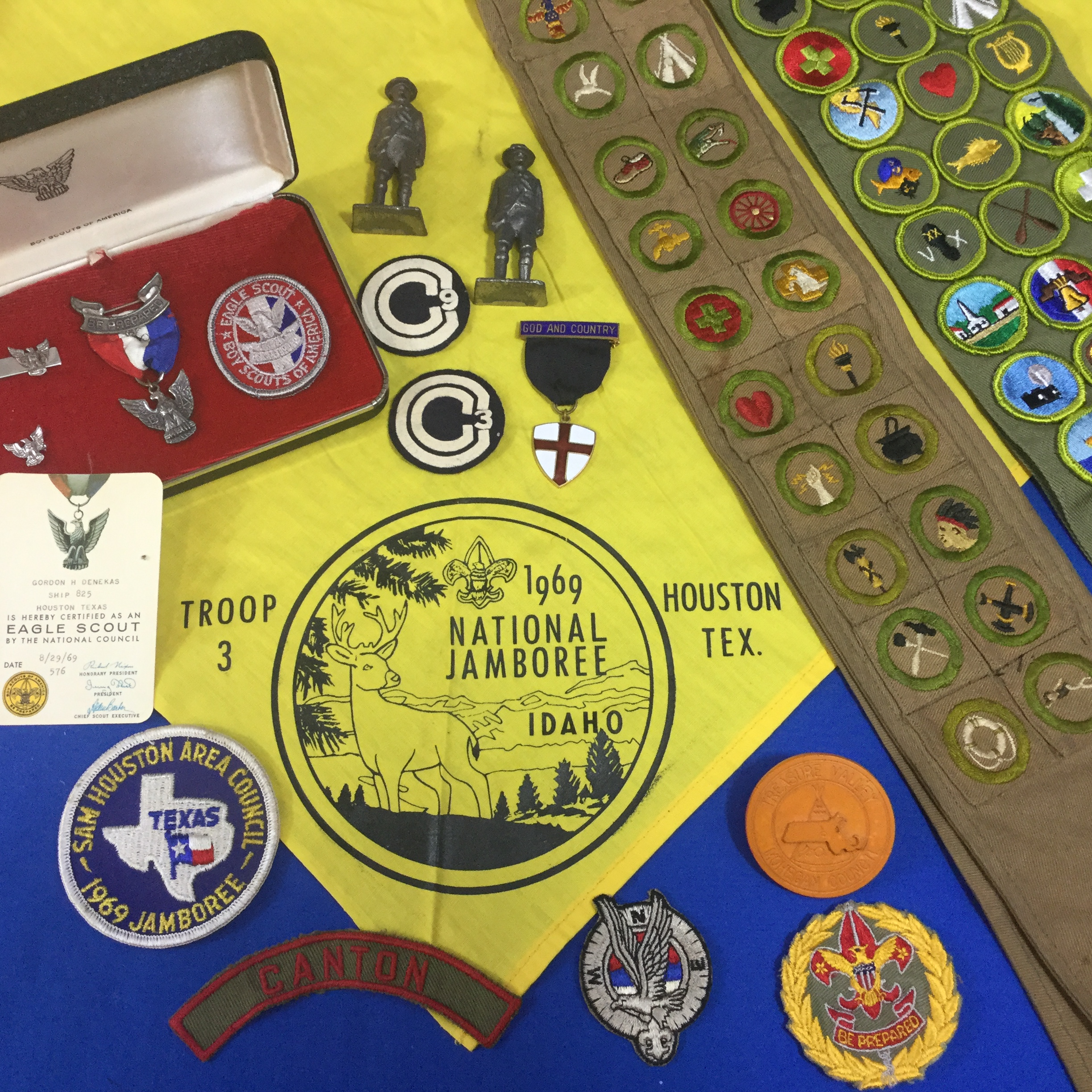 Visit Our Stores Boy Scout Collector