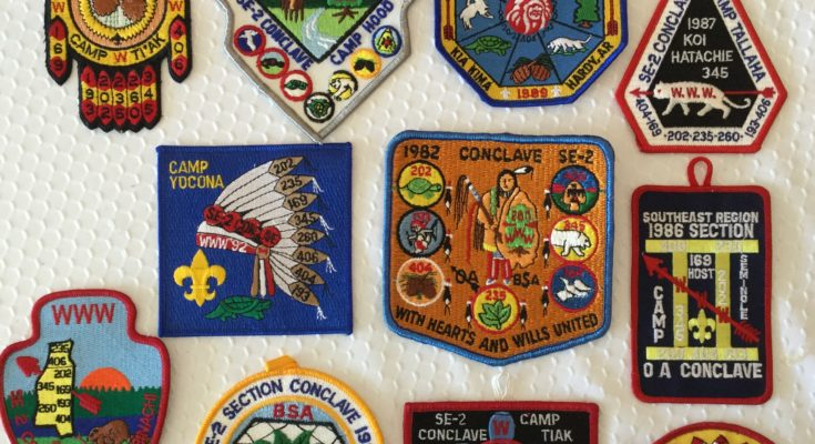 OA Section SE-2 Patches