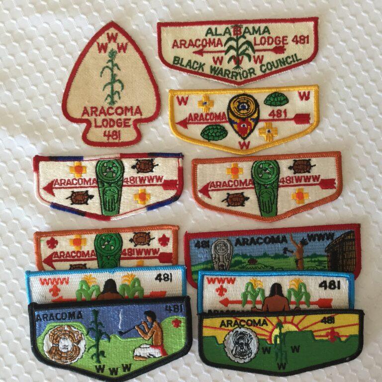 OA Aracoma Lodge 481