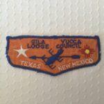 Gila OA Lodge 378 F3 Flap