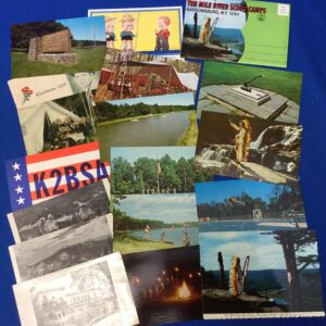 Boy Scout Postcards