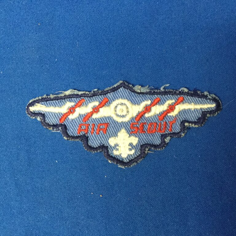 Air Scout Ace Patch