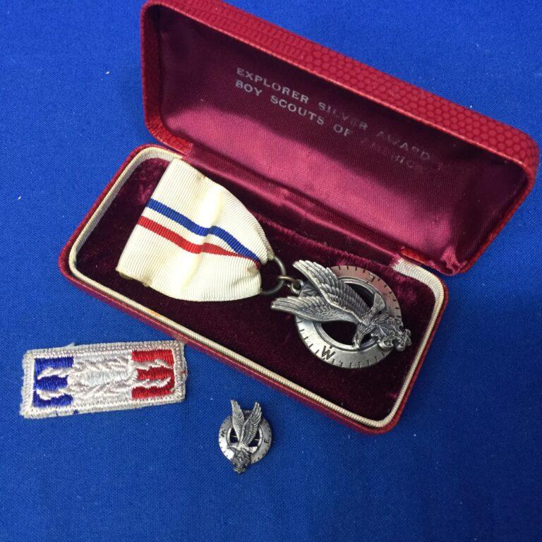 Explorer Silver Award