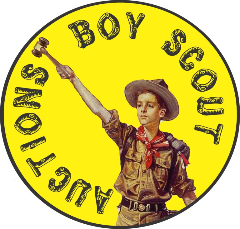Boy Scout Auctions