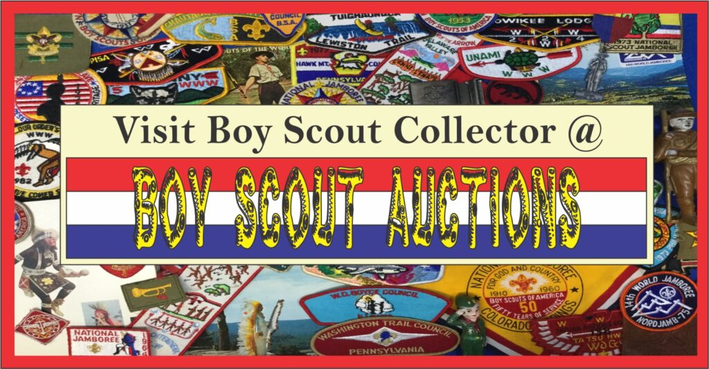 Boy Scout Collector Auctions