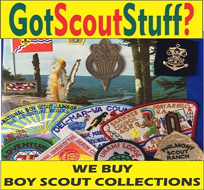 We Buy Scout Collections