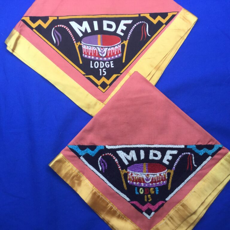 Mide OA Lodge 15 Neckerchiefs