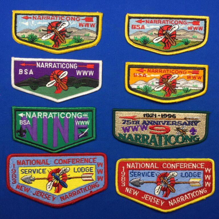 OA Narraticong Lodge 9 Flaps