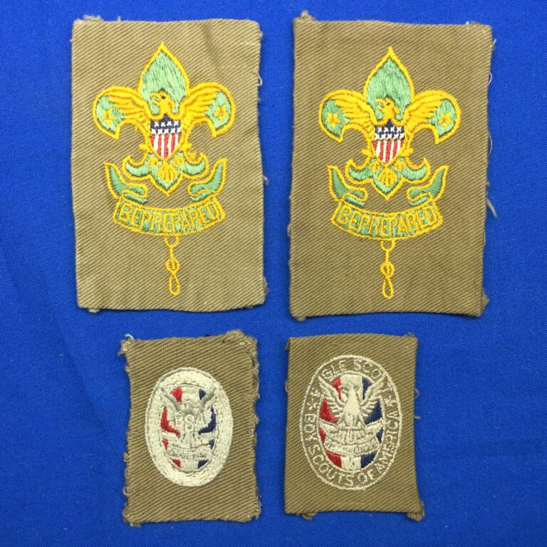 Assistant Scoutmaster & Eagle Scout Badges