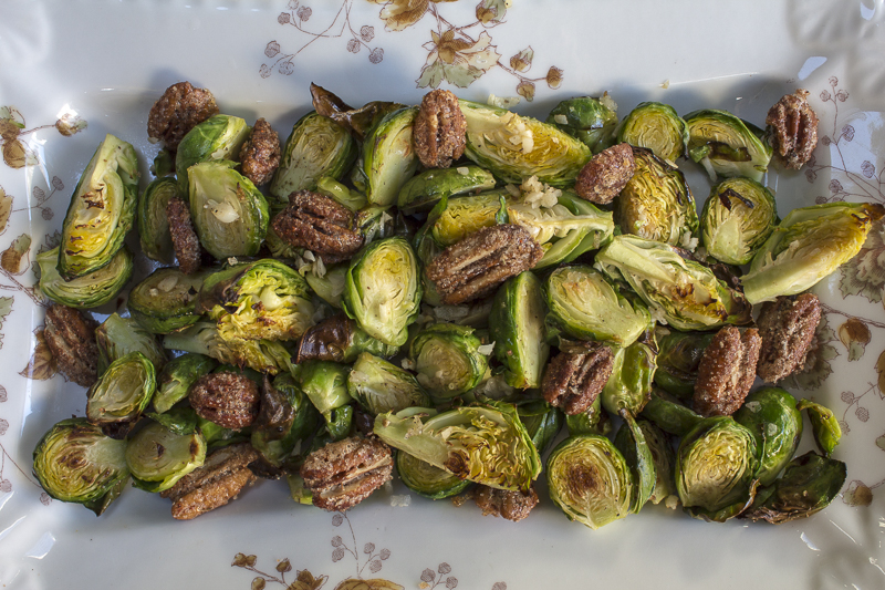 A wonder fall side dish,  perfect for Thanksgiving
