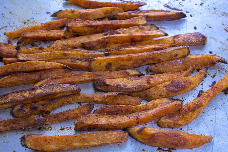 Serve the Roast Garlic Dip with Seasoned Sweet Potato Oven Roasted Fries...or Organic Potato chips or Crudités