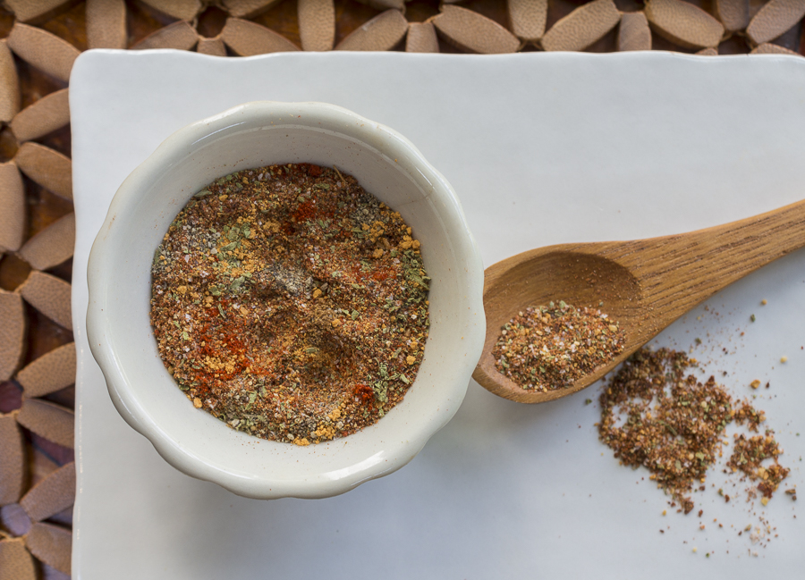 My Peruvian Spice Blend - essential to capture the essence of flavor