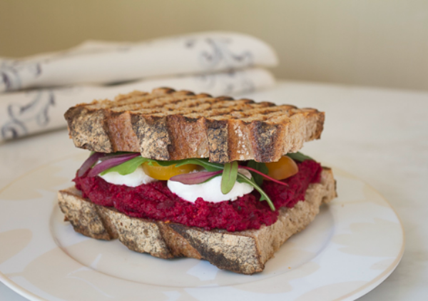 Love hummus? Beetroot dip triumphs with flavor and color! There's a new, healthy dip in town.