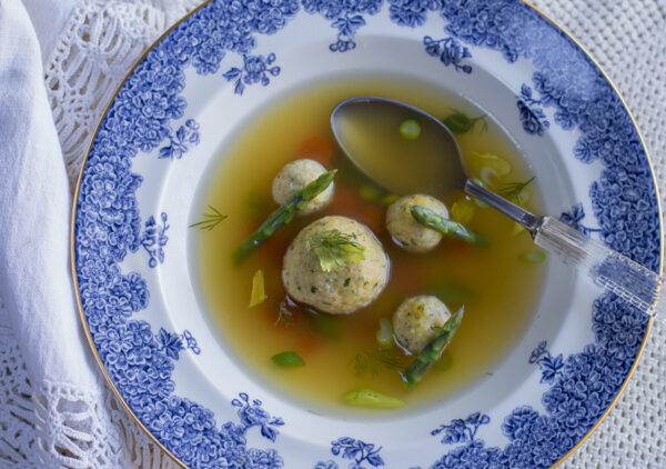A quick Vegetable stock, great to have on hand in the freezer for your culinary creations.