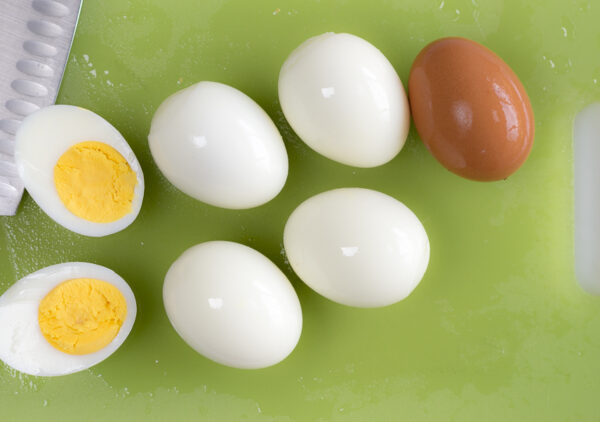 Yes, you have been making hard boiled eggs all wrong! This single technique, you will steam them – SO EASY TO PEEL!!