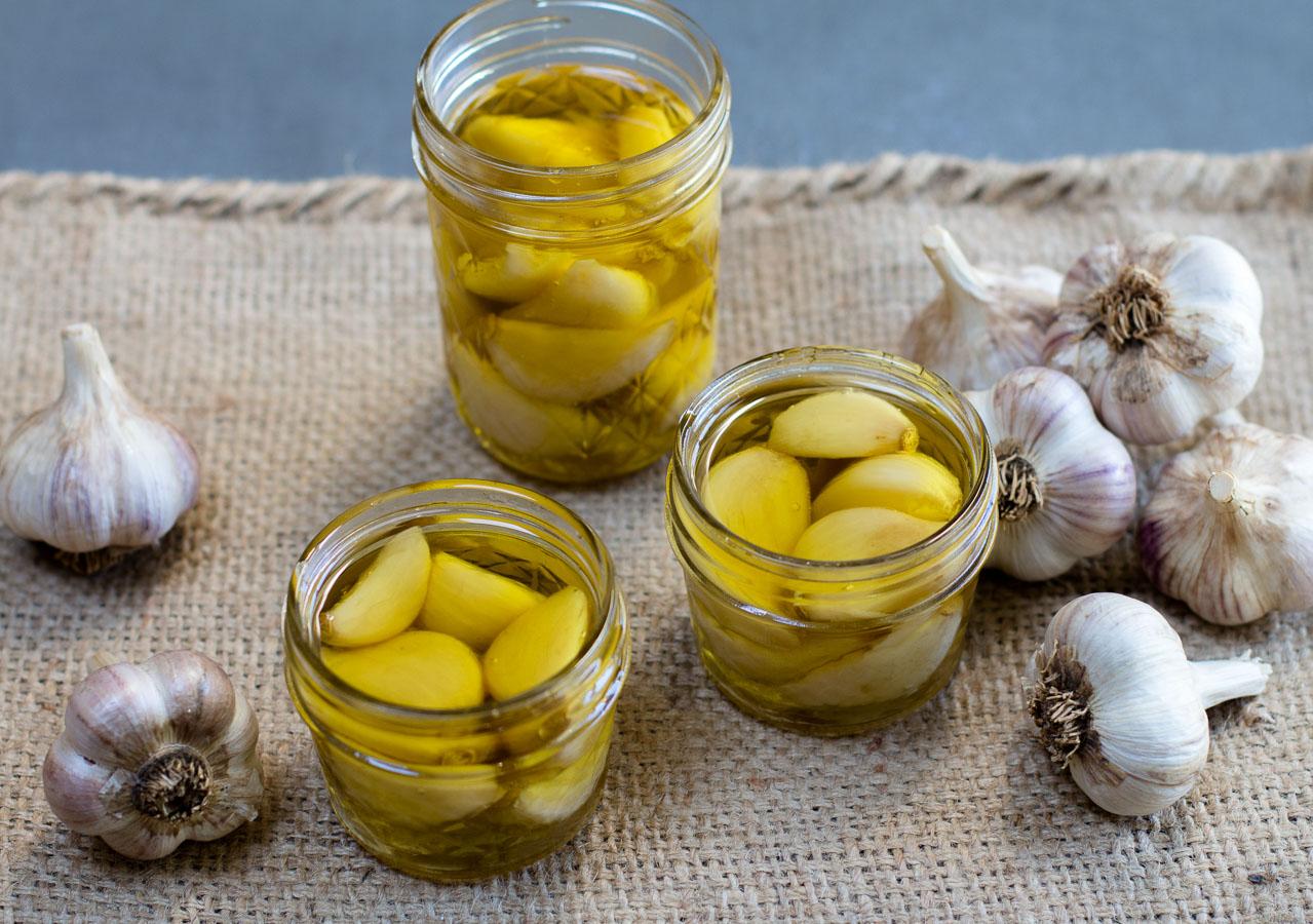 Karen's Garlic Confit ~ A Silky, Spreadable Condiment