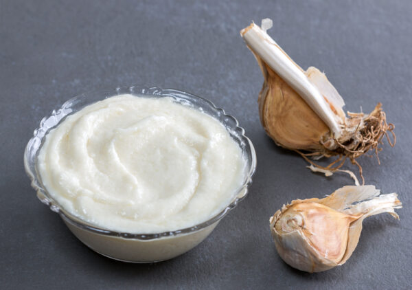 You must try this Lebanese-Style Garlic Sauce – a bold alternative to mayonnaise.