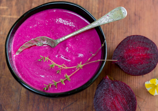 Beet and Tahini Dressing